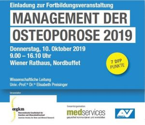 Management der Osteoporose