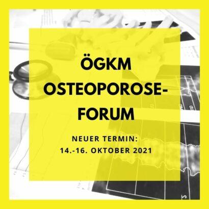 ÖGKM Osteoporoseforum 2021